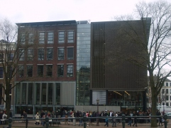 Müze-Anne-Frank-Hollanda-Müze