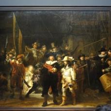 The-Night-Watch-tablo-Rembrandt-amsterdam
