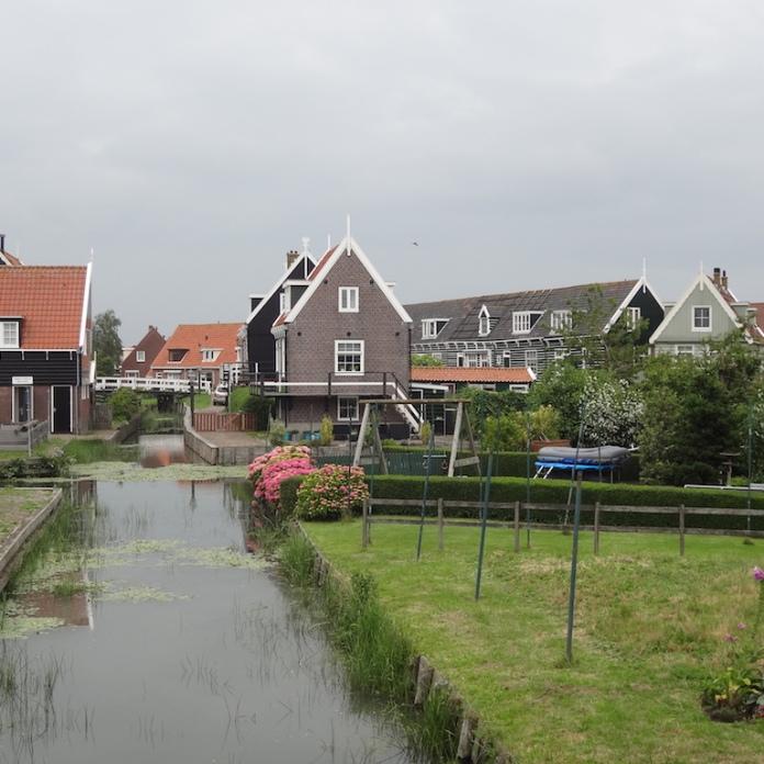 Hollanda-Volendam