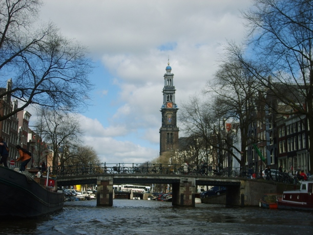 Amsterdam-Holland-Netherlands-Westerkerk-Church