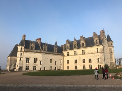 Chateaux-Amboise-Loire-Valley-France