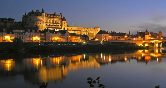 Chateaux-Amboise-France-Loire Valley
