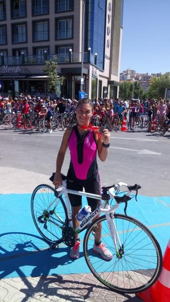 finish-Kuşadası-triatlonu