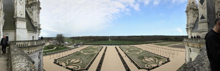 Chateau-Chambord-Jardin