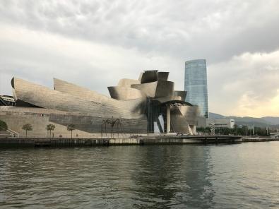 Bilbao-Bilbo-İspanya-Guggenheim-müzesi