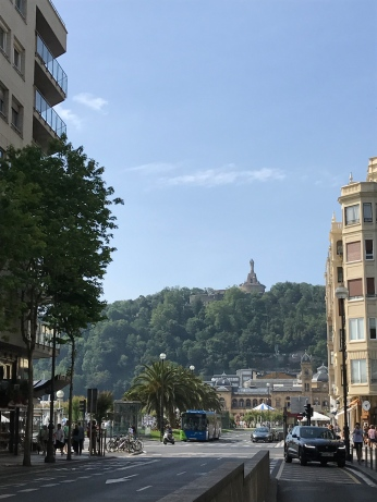 San Sebastian-new-town