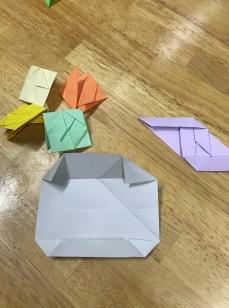 origami-katlama